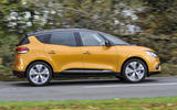 Renault Scenic side-profile