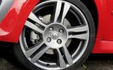 17in Renault Twingo RS alloys