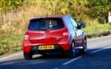 Reanult Twingo RS133 rear end