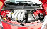 1.6-litre Renault Twingo Renaultsport engine