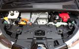 Renault Zoe electric motor