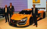 Renault reveals new 493bhp RS 01 racing car