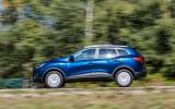 Renault Kadjar side profile
