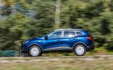 Renault Kadjar side profile