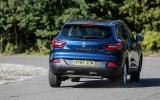 Renault Kadjar rear cornering