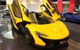 McLaren P1 on sale in Dubai