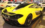 McLaren P1 on sale in Dubai
