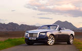 4 star Rolls-Royce Dawn