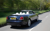 Rolls-Royce Dawn rear