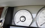 Rolls-Royce Dawn Power Reserve dial