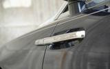 Rolls-Royce Dawn door handles