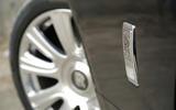 21in Rolls-Royce Dawn polished alloys