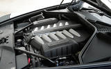 6.0-litre V12 Rolls-Royce Dawn engine