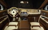 Mansory's Rolls Ghost launched