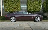 563bhp Rolls-Royce Ghost Series II