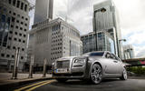4 star Rolls-Royce Ghost