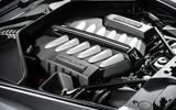 6.5-litre V12 Rolls-Royce Ghost V12 engine