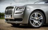 20in Rolls-Royce Ghost alloy wheels
