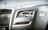 Rolls-Royce Ghost front grille