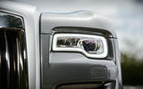 Rolls-Royce Ghost LED headlights