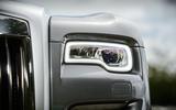 Rolls-Royce Ghost LED headlights