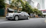Rolls-Royce Ghost side profile