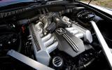 6.75-litre V12 Rolls-Royce Phantom Coupé engine
