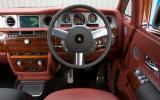 Rolls-Royce Phantom Coupé dashboard