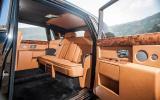 Rolls-Royce Phantom EWB interior