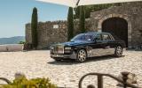 4 star Rolls-Royce Phantom