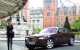 The 4.5 star Rolls-Royce Wraith