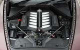 Rolls-Royce twin-turbo 6.6-litre V12 Wraith engine