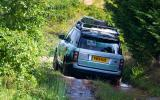 Range Rover Hybrid first drive review