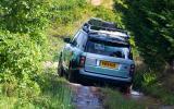 4 star Range Rover Hybrid