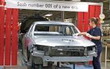 Saab production resumes
