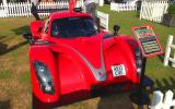 Salon Prive: Radical to built 50 RXC lightweights a year