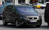 Seat Alhambra revealed - official