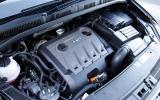 2.0-litre Seat Alhambra diesel engine