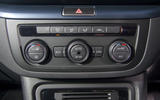 Seat Alhambra climate controls