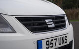 Seat Alhambra front grille