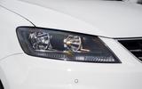 Seat Alhambra headlights