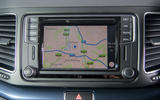 Seat Alhambra infotainment system