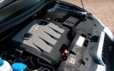 2.0-litre Seat Altea diesel engine