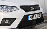 Seat Arona front end