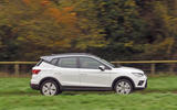 Seat Arona side profile