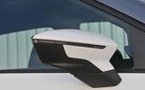 Seat Arona wing mirror