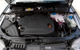 2.0-litre Seat Exeo diesel engine