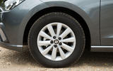 15in Seat Ibiza alloy wheels