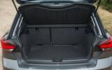 Seat Ibiza boot space