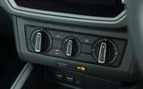 Seat Ibiza centre console